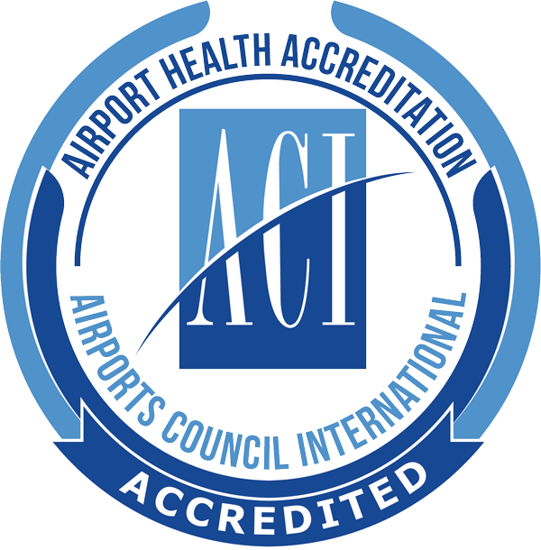 Airports Council International - Airport Health Accreditation